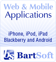 Bartsoft - Web and Mobile Applications Development for iPhone, iPad, Blackberry, Android